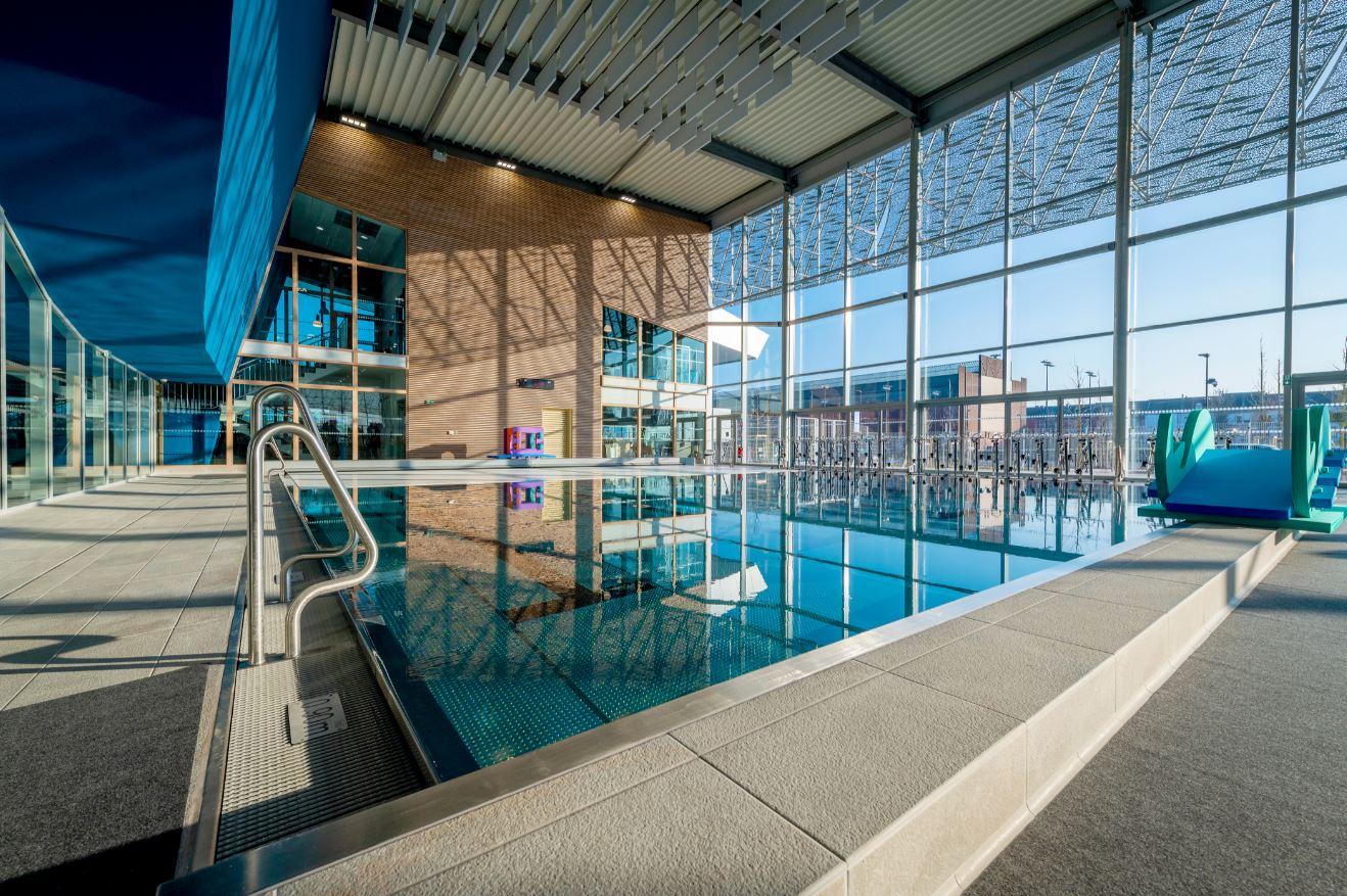 Les bassins d'activités : aquasports