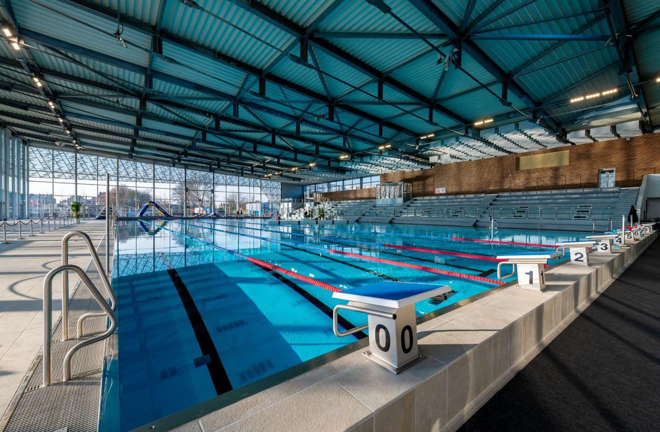 Le bassin olympique de valenciennes