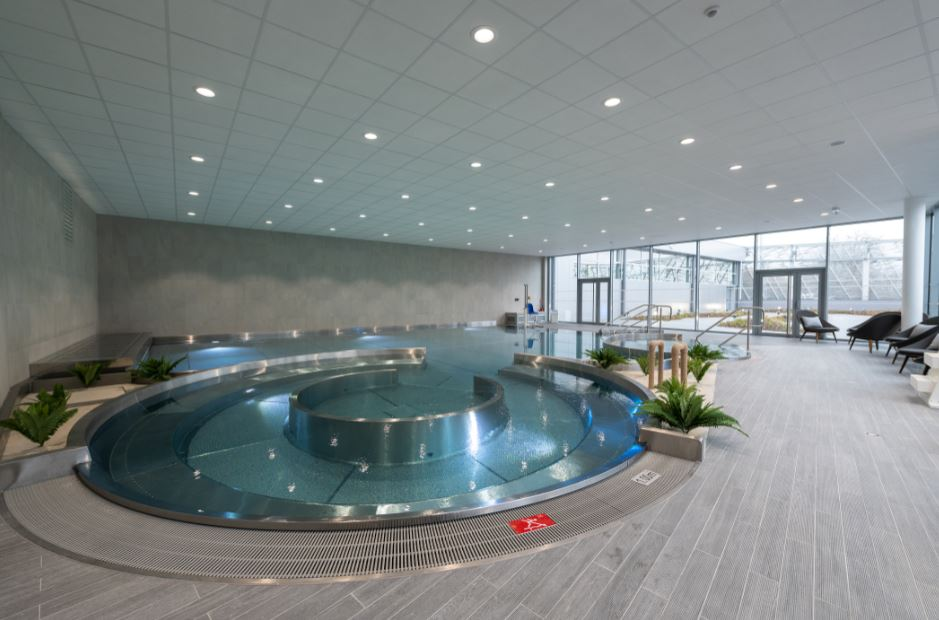 Espace Aquatique, la piscine de Valenciennes